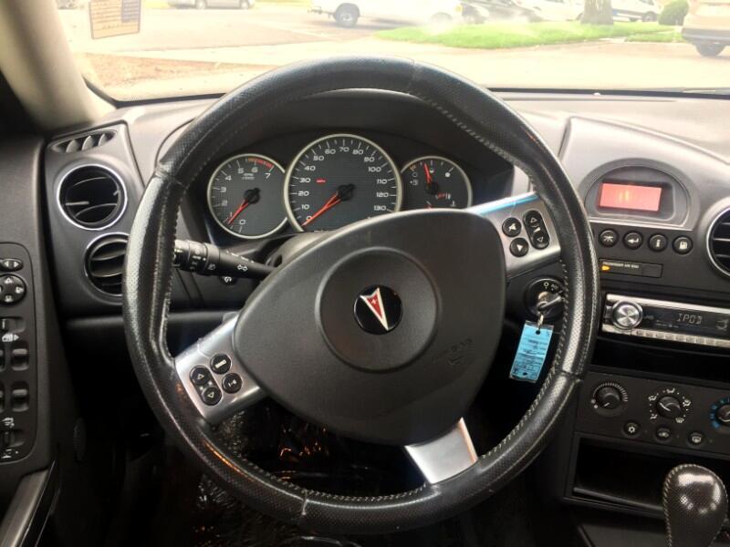 2007 Pontiac Grand Prix Sedan