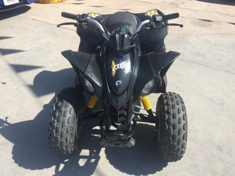 2010 Can-Am DS 70