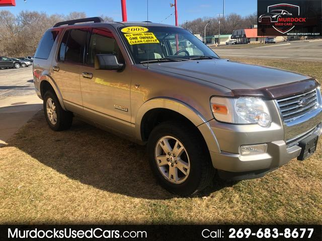 2008 Ford Explorer XLT 4.6L 4WD