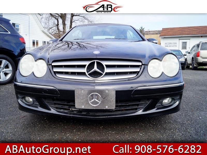 2007 Mercedes-Benz CLK-Class CLK350 Cabriolet