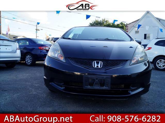 2010 Honda Fit 5-Speed MT