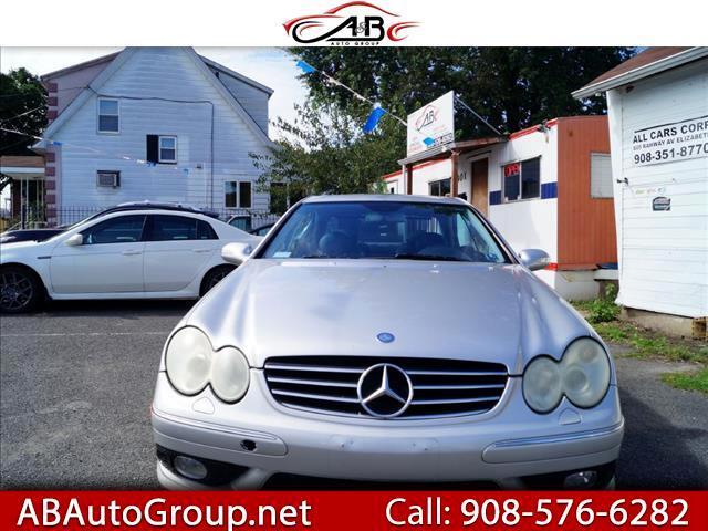 2003 Mercedes-Benz CLK-Class CLK500 Coupe