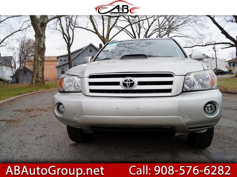 2006 Toyota Highlander 4WD