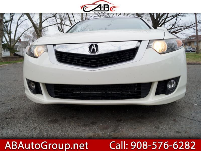 2010 Acura TSX V6 5-Speed AT with Tech Package