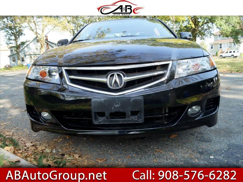Acura TSX 5-speed AT with Navigation 2007