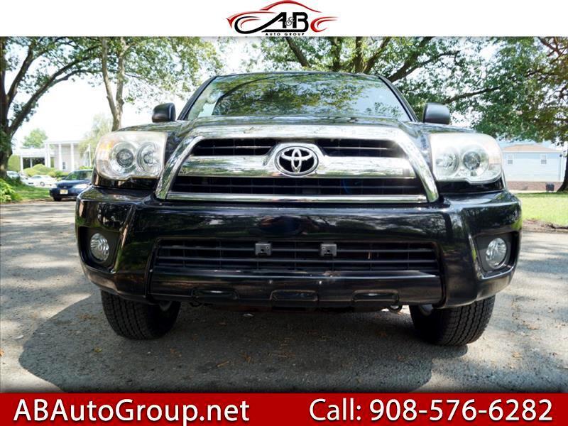 2007 Toyota 4Runner SR5 4WD