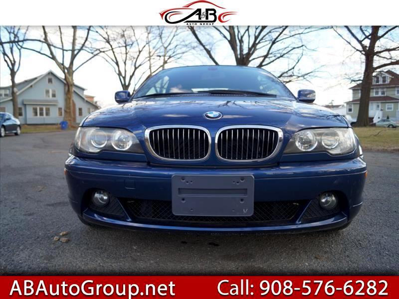BMW 3-Series 325Ci convertible 2006