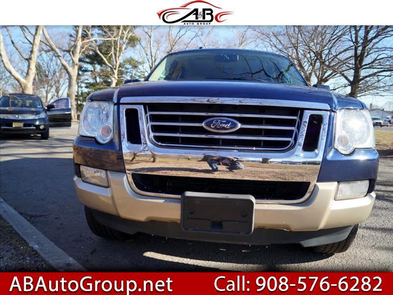 Ford Explorer Eddie Bauer 4.0L 4WD 2008