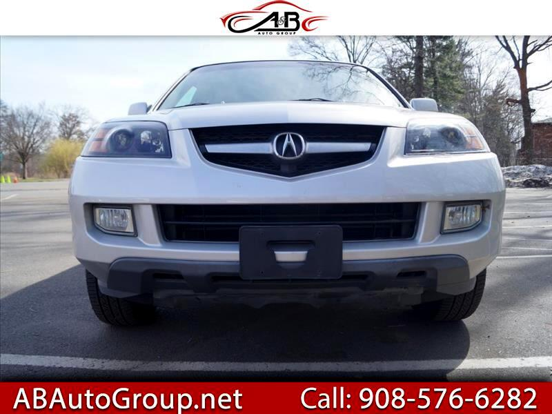 Acura MDX Touring with Navigation System and Rear DVD System 2006
