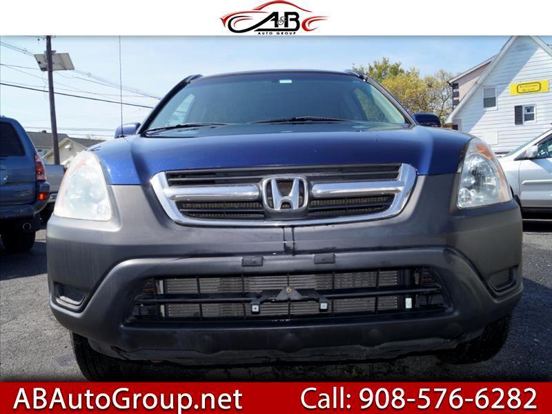 Honda CR-V EX 4WD AT 2004