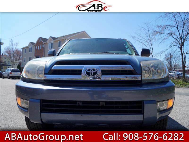 Toyota 4Runner SR5 V6 4WD 2005