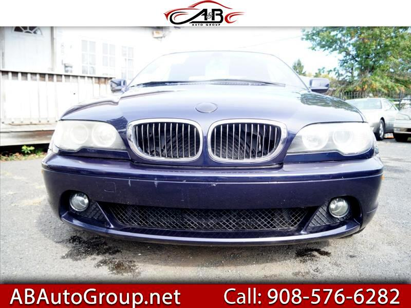 BMW 3-Series 325Ci convertible 2005
