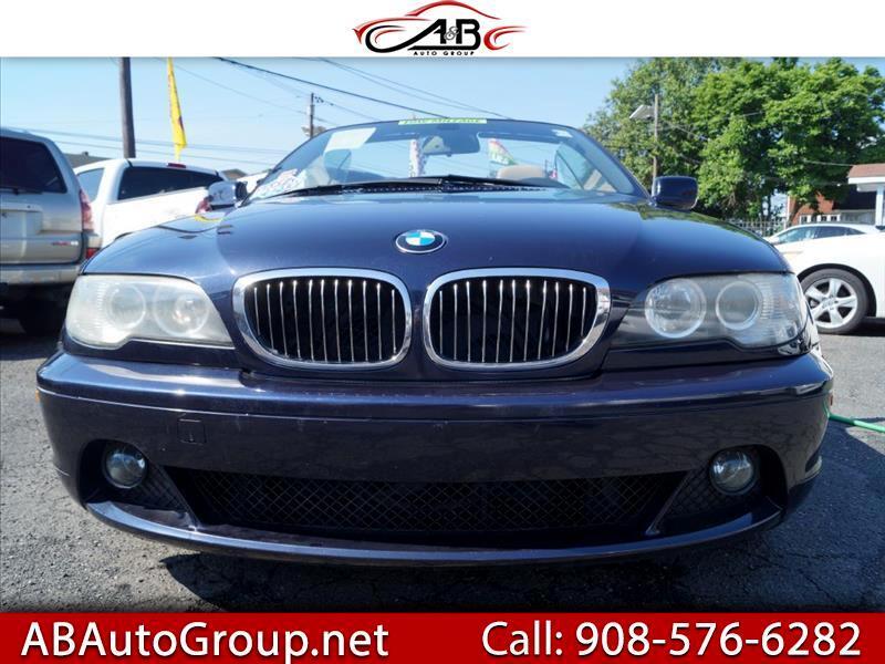 BMW 3-Series 325Ci convertible 2005