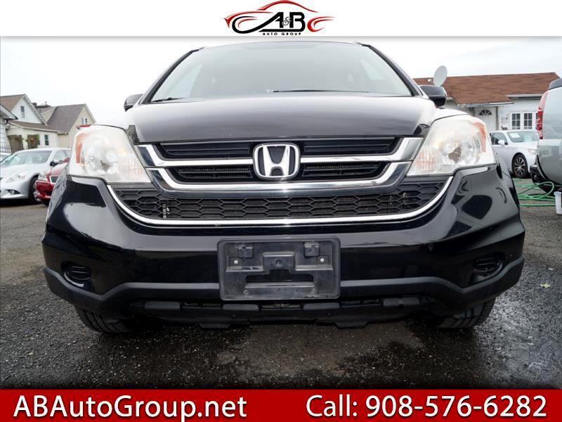 Honda CR-V EX-L 2WD 5-Speed AT 2011