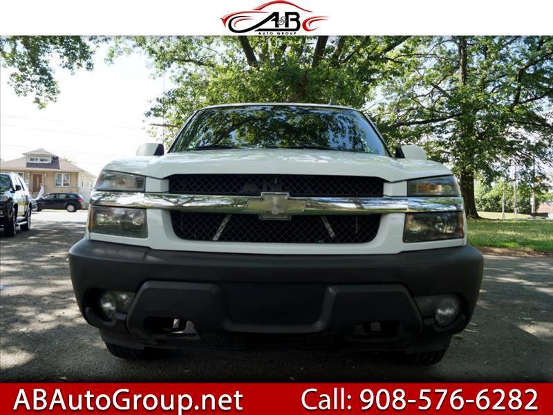Chevrolet Avalanche 1500 4WD 2006