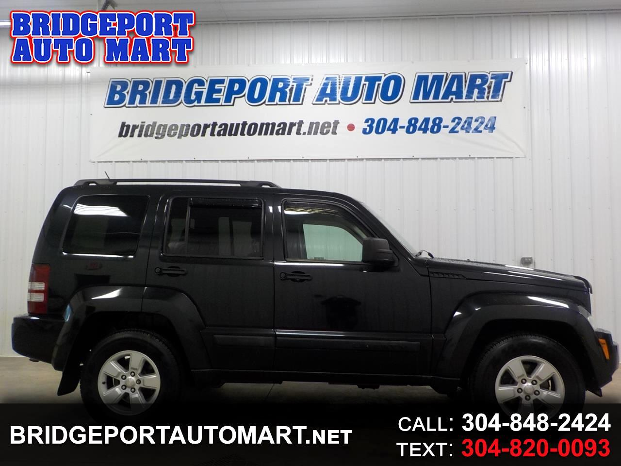 2010 Jeep Liberty 4WD 4dr Sport