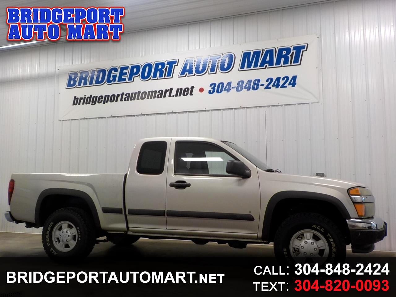 "2006 Chevrolet Colorado Ext Cab 125.9"" WB 4WD LT w/1LT"