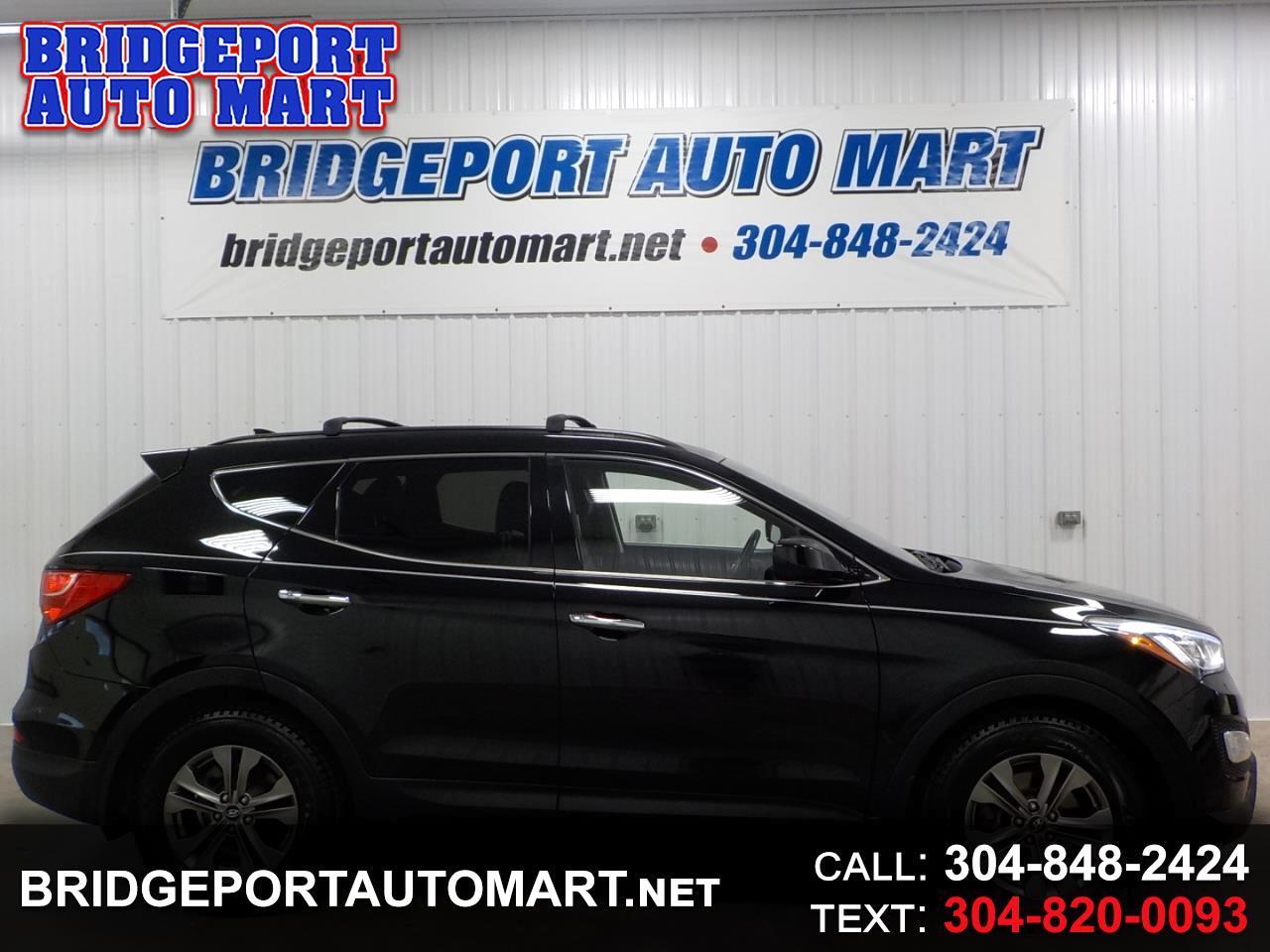 Hyundai Santa Fe Sport AWD 4dr 2.4 2014