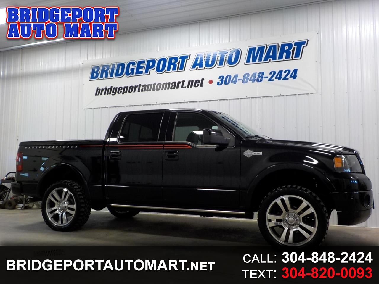 "Ford F-150 AWD SuperCrew 139"" Harley-Davidson 2007"