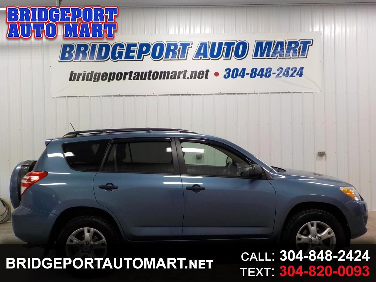 Toyota RAV4 4WD 4dr V6 5-Spd AT (Natl) 2009