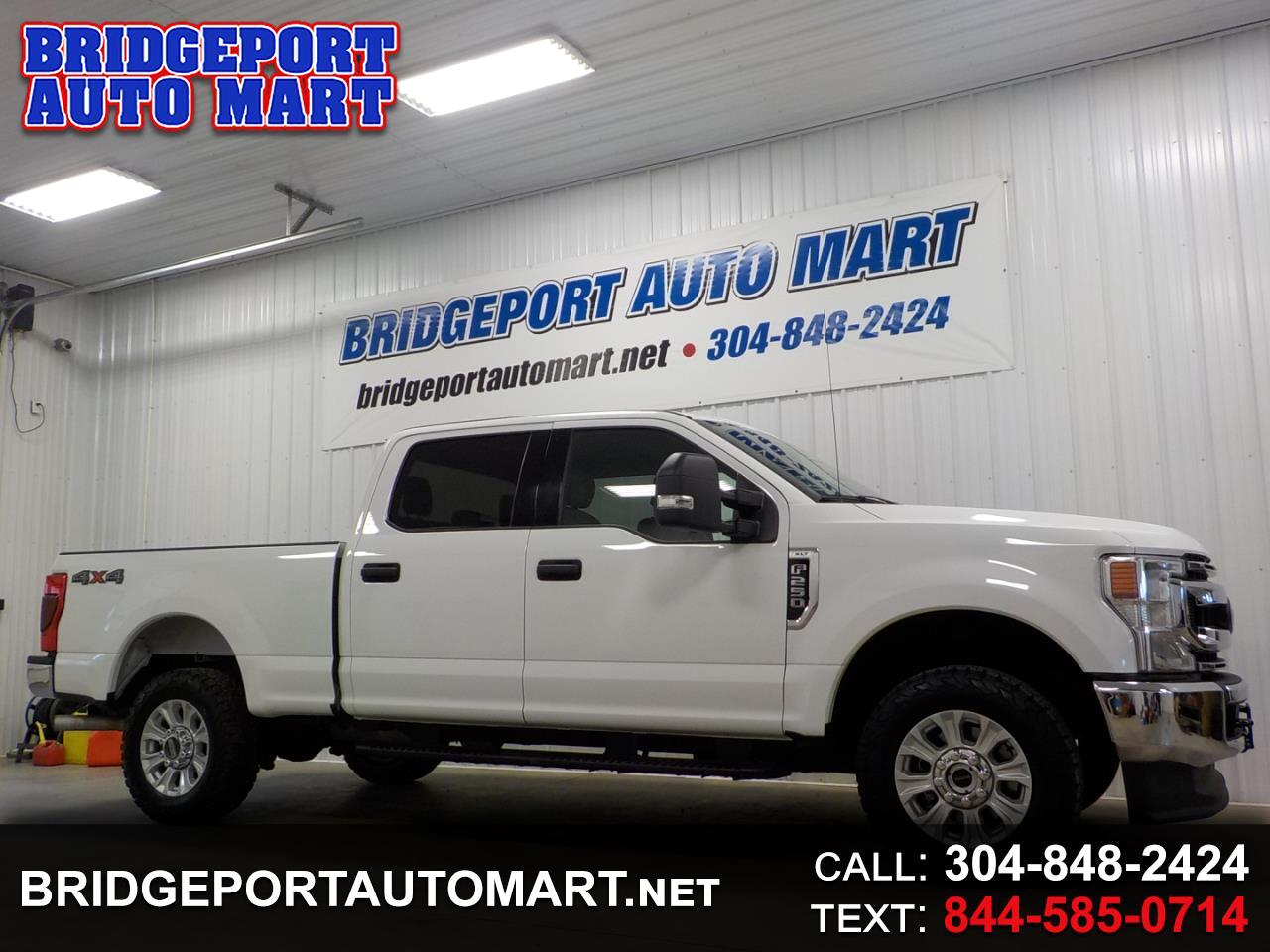 Ford Super Duty F-250 SRW XLT 4WD Crew Cab 6.75' Box 2020