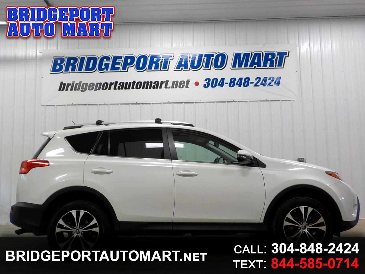 Toyota RAV4 AWD 4dr Limited (Natl) 2015