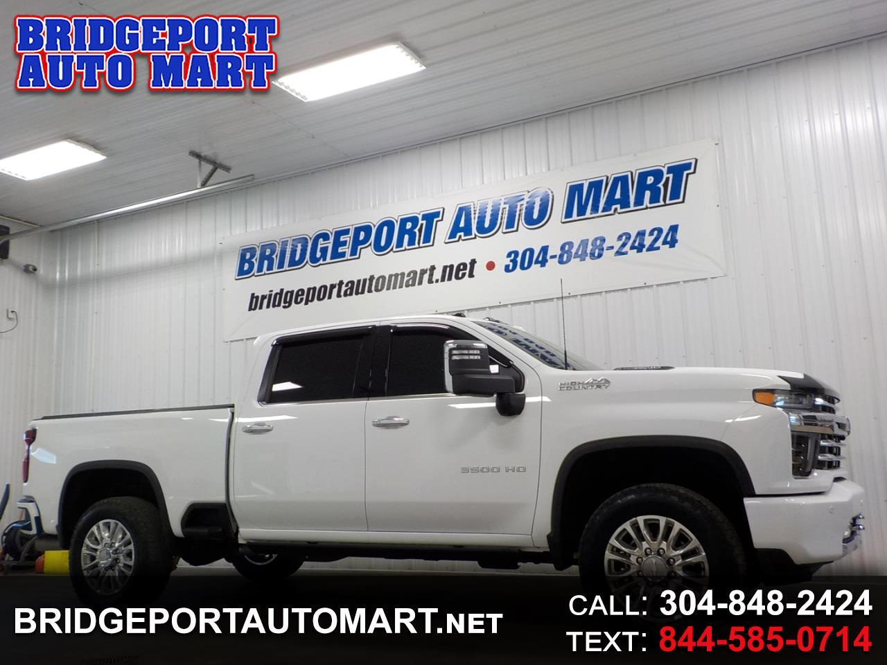 "Chevrolet Silverado 3500HD 4WD Crew Cab 159"" High Country 2020"