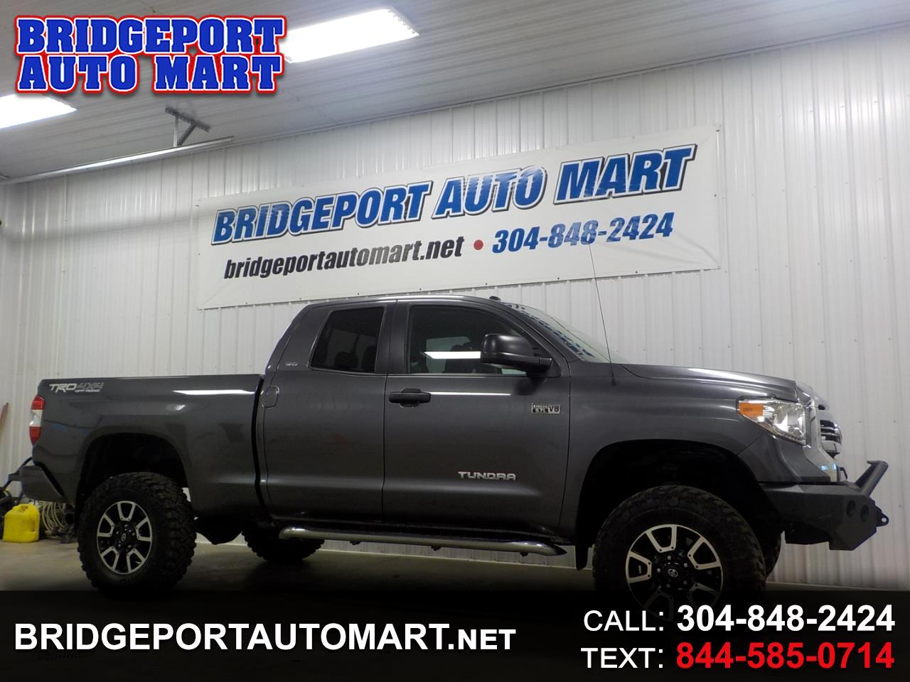 Toyota Tundra 4WD SR5 Double Cab 6.5' Bed 5.7L (Natl) 2017