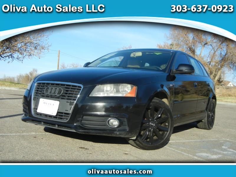 Audi A3 2.0T with S tronic 2010