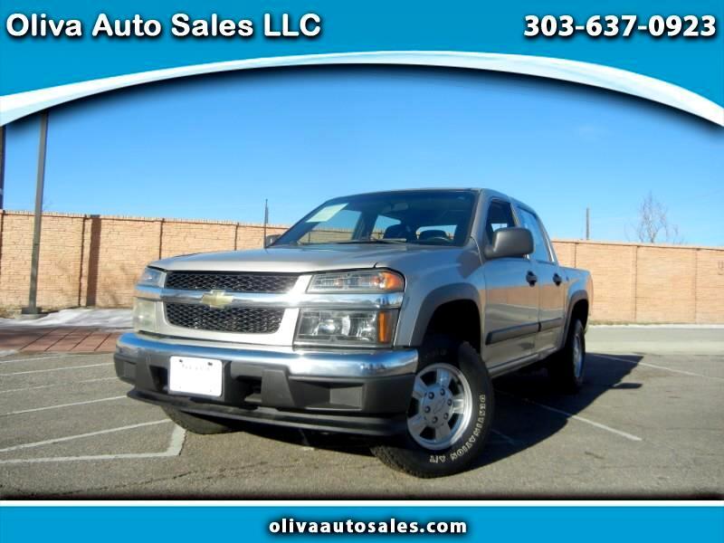 Chevrolet Colorado LT1 Crew Cab 4WD 2006