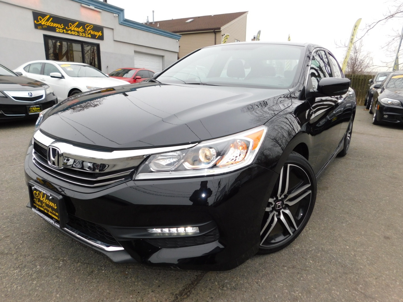 2016 Honda Accord Sport Sedan CVT