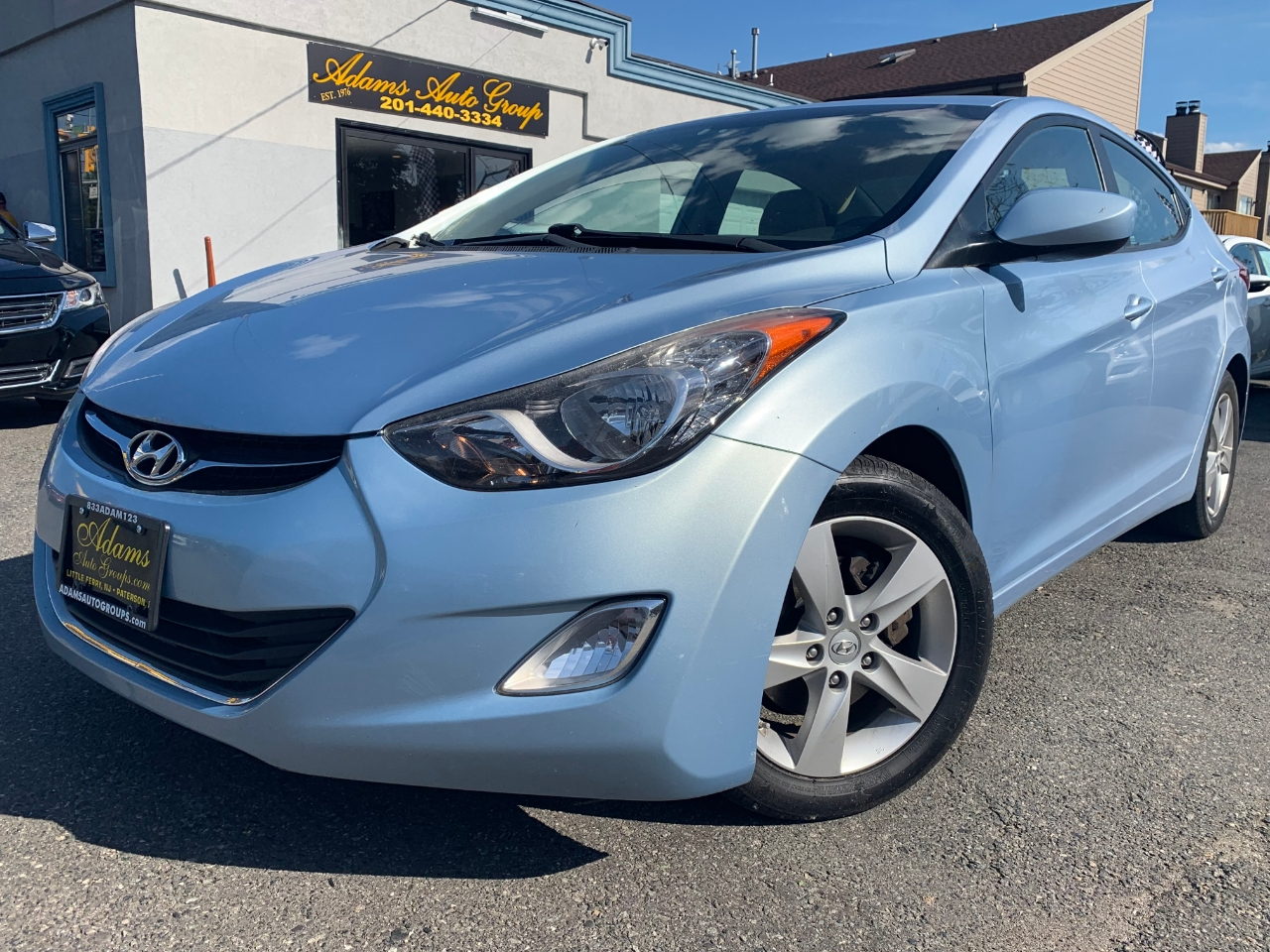 Adams Auto Group >> Used 2012 Hyundai Elantra Limited For Sale In Little Ferry