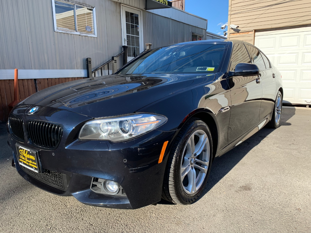 BMW 5-Series 528i xDrive 2015