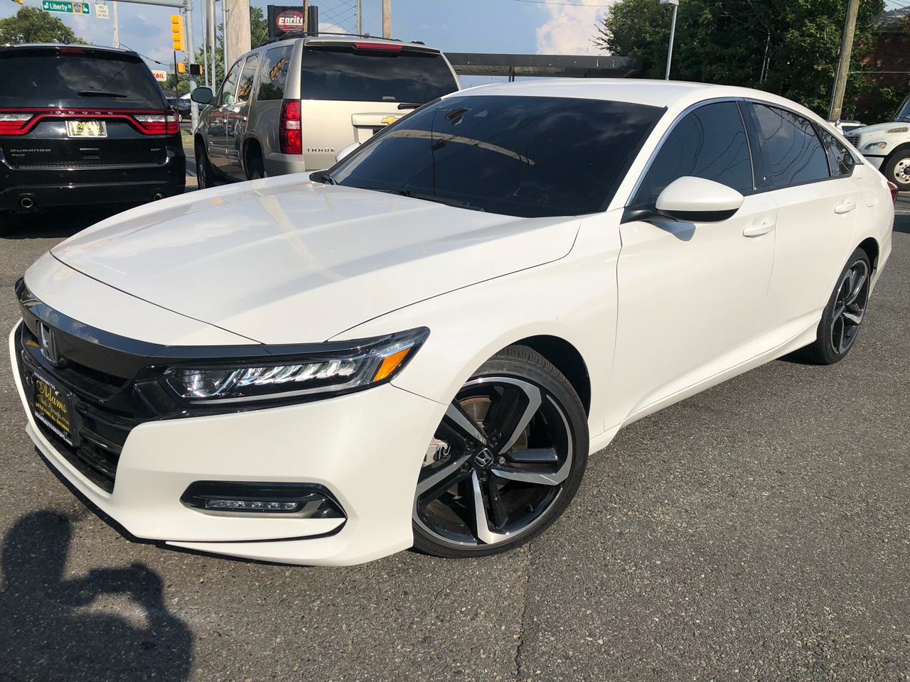 Honda Accord Sport CVT 2019