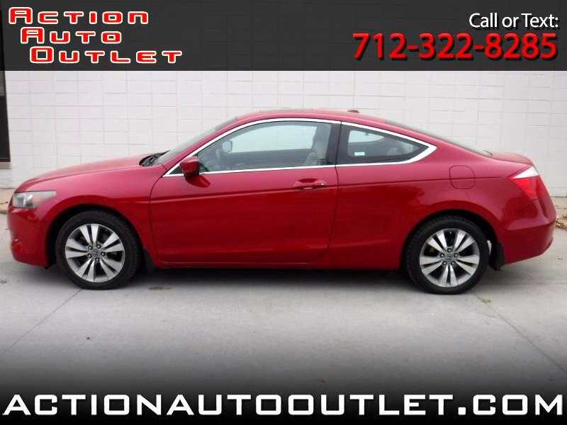 2008 Honda Accord EX-L Coupe AT