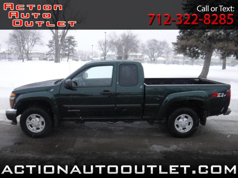 2005 Chevrolet Colorado LS Z71 Ext. Cab 4WD