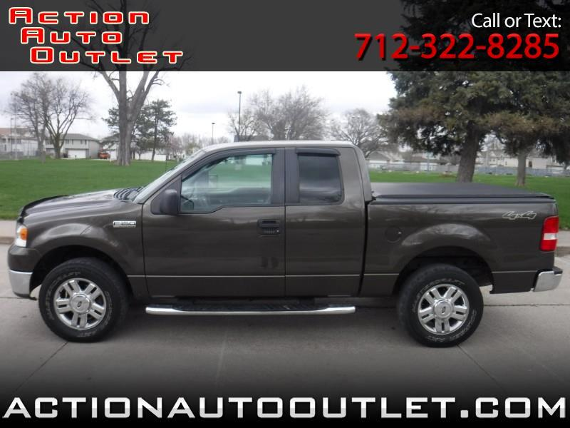 2008 Ford F-150 XLT SuperCab Short Bed 4WD