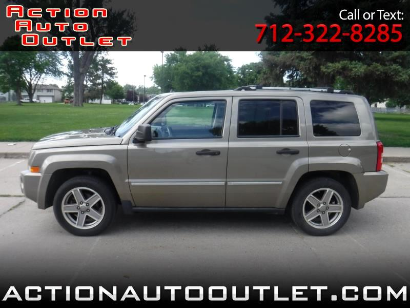 2008 Jeep Patriot Limited 4WD