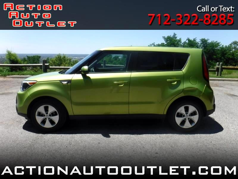 2014 Kia Soul Convenience Package