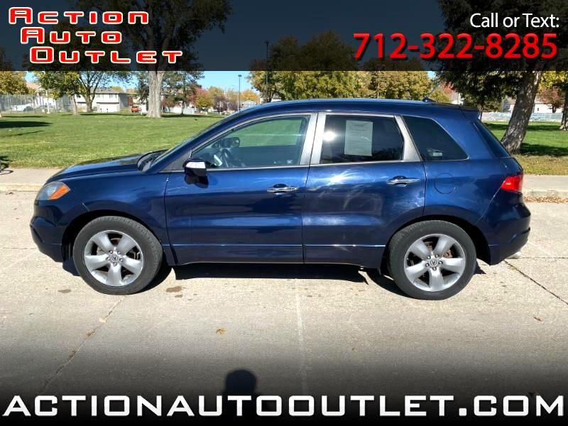 2007 Acura RDX SH-AWD w/Advance Package