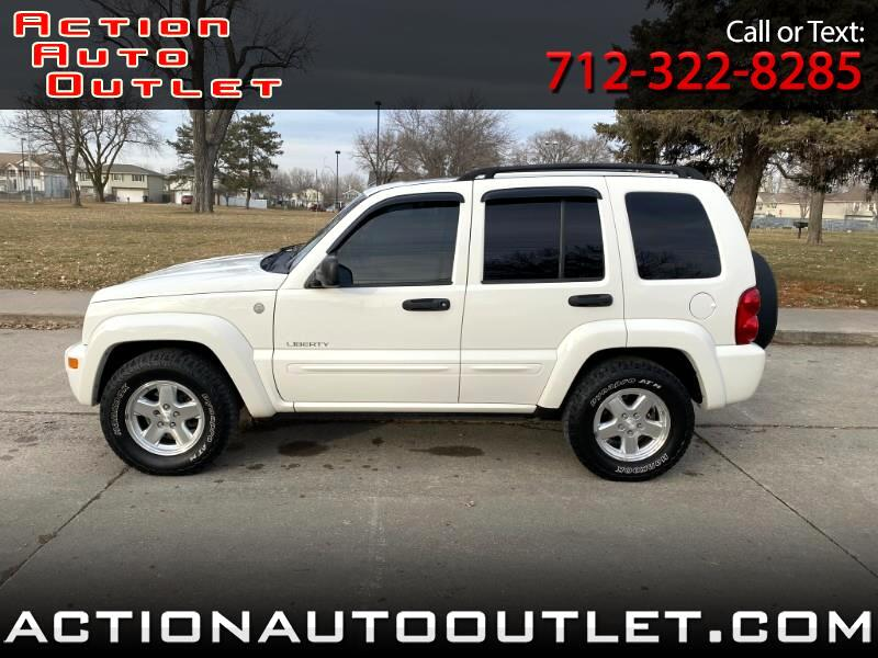 Jeep Liberty Limited 4WD 2004