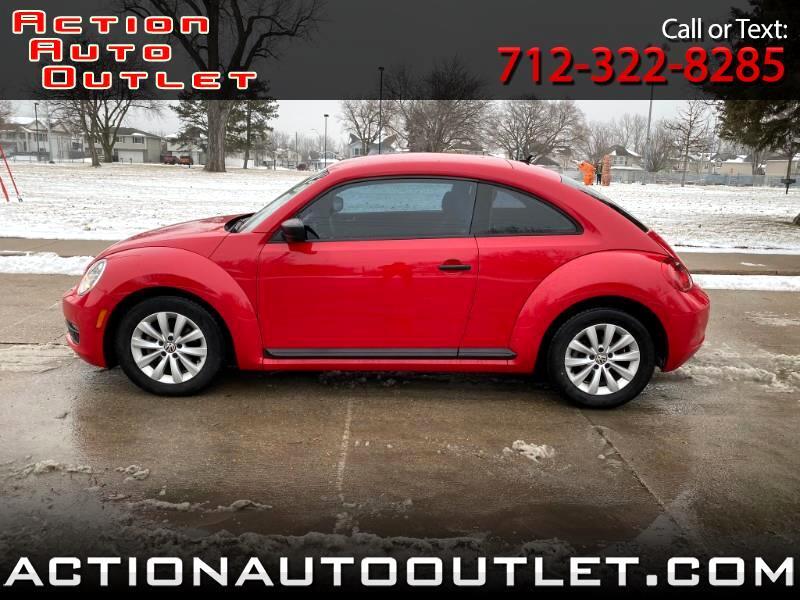 Volkswagen Beetle 2.5L 2014