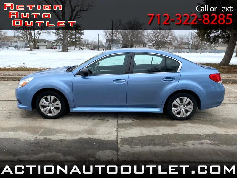 Subaru Legacy 2.5i 2012