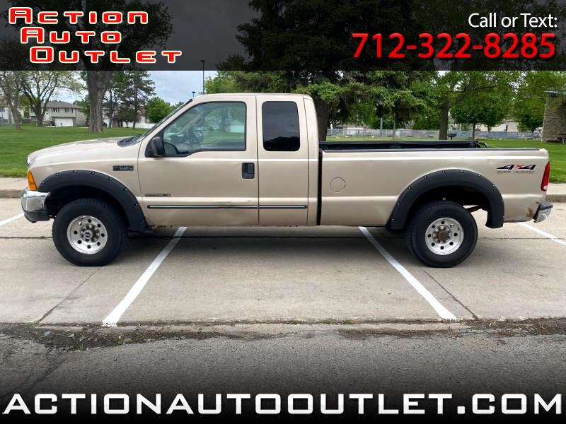 Ford F-250 SD XLT 4WD 1999