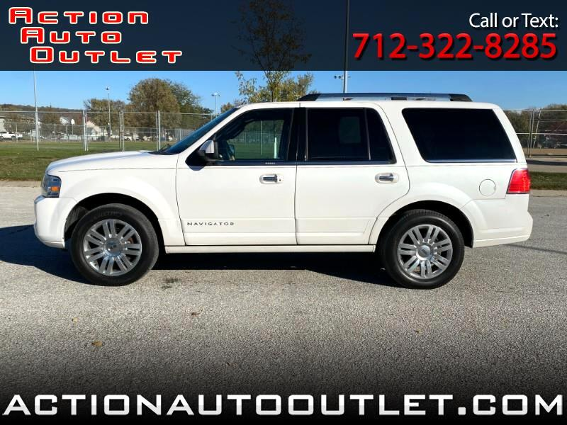 Lincoln Navigator 4WD Luxury 2013