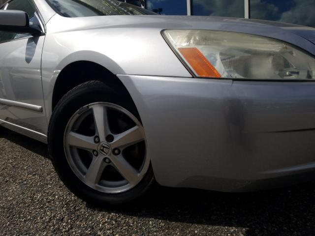 2004 Honda Accord 4dr Sedan Auto EX w/Leather
