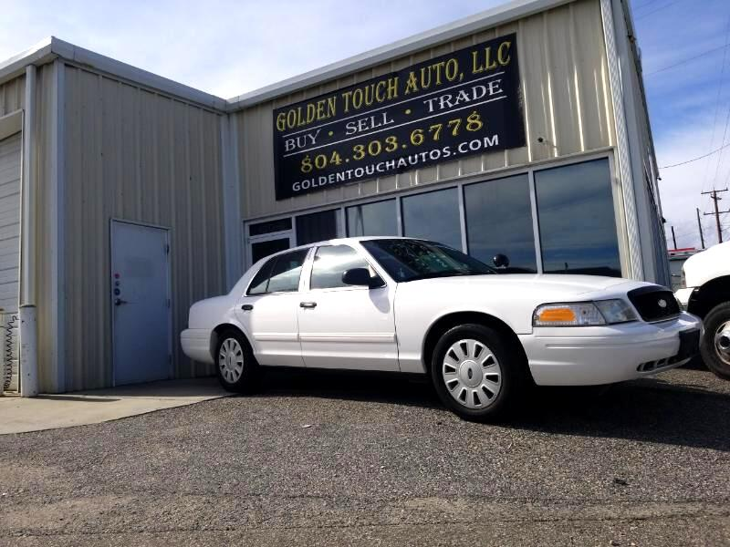 2011 Ford Crown Victoria Commercial Police Package LWB