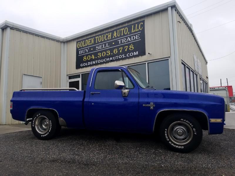 1983 Chevrolet C/K 10 Regular Cab 2WD