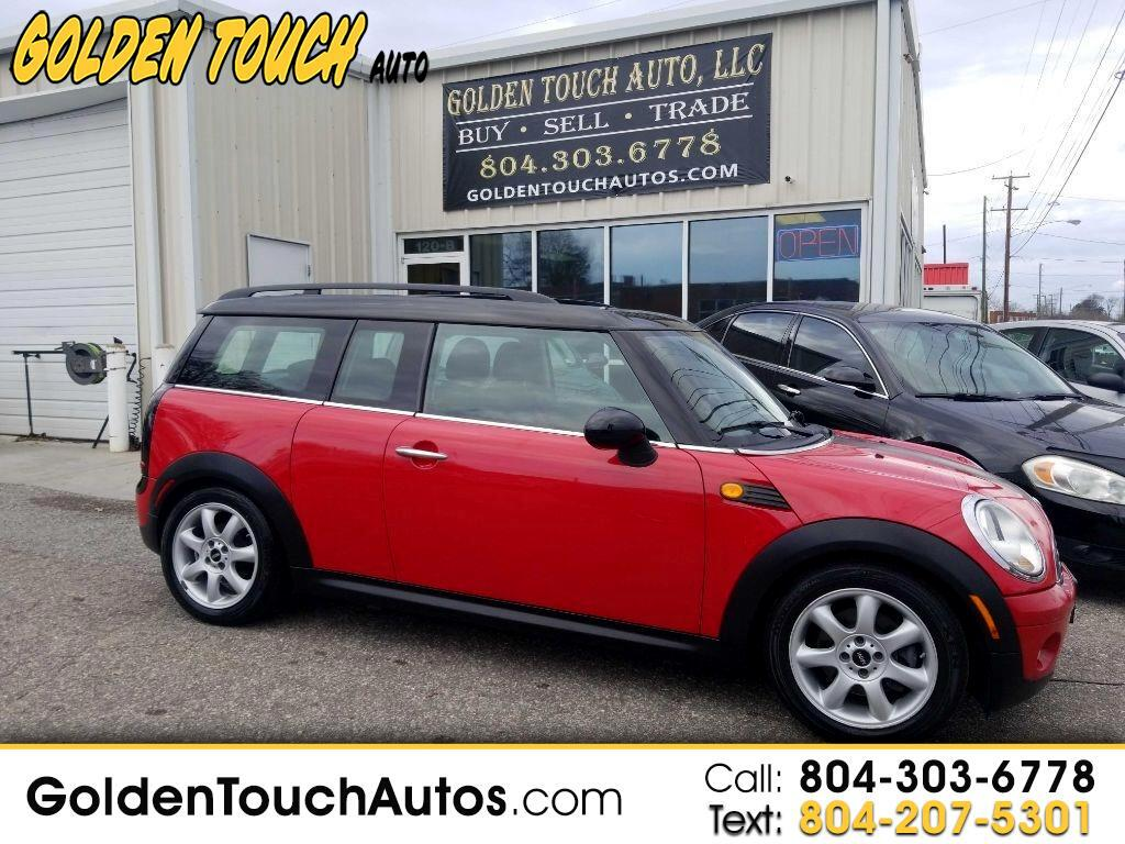 MINI Clubman Base 2010