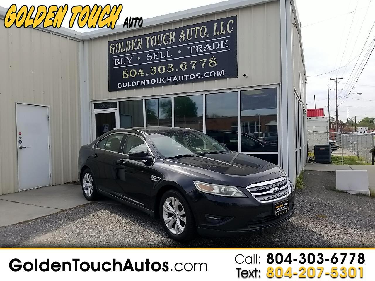 Ford TAURUS SEL SEL FWD 2011